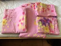 4 pieces bedding set for double bed