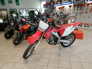 crf250x for sale or trade