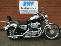 Harley-Davidson XL1200 C CUSTOM SPORT, 2003, 100TH ANNIVERSARY ED, ONLY 16,742 M