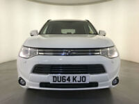 2014 MITSUBISHI OUTLANDER GX 4H PHEV AUTOMATIC ESTATE 1 OWNER SERVICE HISTORY