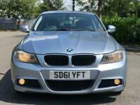 2011 BMW 3 Series 2.0 318D PERFORMANCE EDITION 4d 141 BHP Saloon Diesel Manual