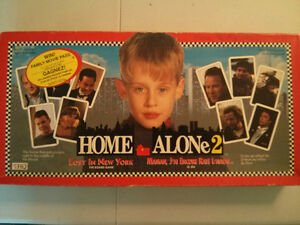 Home Alone 2 Lost in New York board game $15