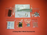XBox 360.... X Clamp Mod - RRoD Kit - Bulk Keys