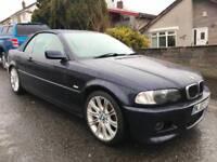 BMW 318 2.0 2002MY Ci 2 Door Convertible