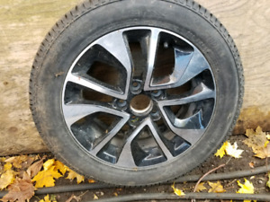 "Honda civic 16"" rim $50"