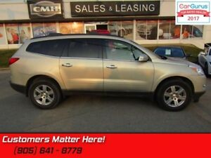 2010 Chevrolet Traverse 2LT  LEATHER, NEW TIRES, CAMERA, BOSE, P