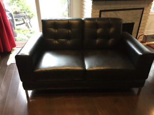 Leather Couche