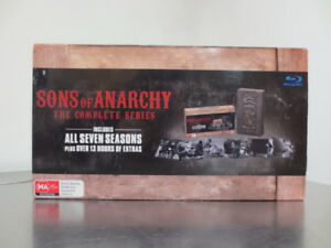 Sons of Anarchy Complete Series Blu-Ray
