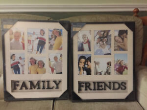Family and Friends Picture Frames
