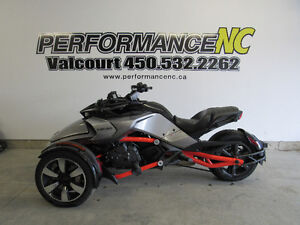2016 Can-Am Spyder F3-S SM6