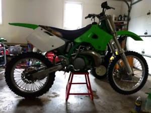 1995 Kawasaki KX250 - no papers