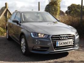 Audi A3 TDi SE 5dr DIESEL SEMIAUTOMATIC 2014/14