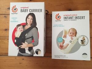 Ergobaby and infant insert - New in box