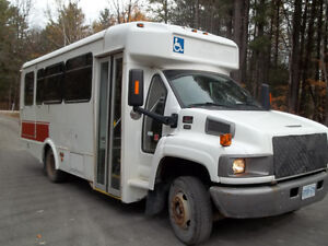 2008 GMC Bus with Wheelchair Lift