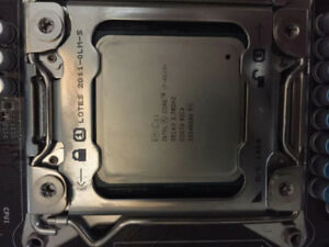 i7-4820k with motherboard and 16gb ram