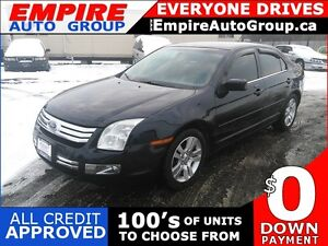 2009 FORD FUSION SEL * REMOTE START * LEATHER * POWER GROUP