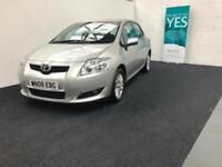 Toyota Auris 2.0D-4D T3 lovely car new mot finance from £20 per week