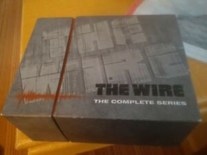 The Wire DVD set