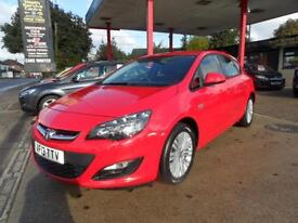 13 (13) VAUXHALL ASTRA 1.4 ENERGY 5DR ONLY 16,800 MILES WITH FULL DEALER