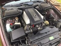 Bmw 535 good engine conversion