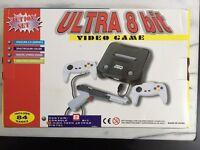 Retro TV Video Game 8 bit
