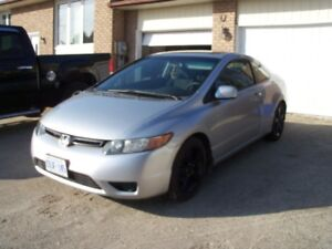 2006 Honda Civic Coupe fully loaded