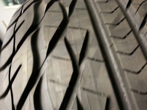 2 X NEW 205-50-R16 ETE GOODYEAR GT EAGLE 87V NEUFS TAX IN