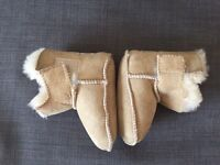 UGG baby boots 0-12 months