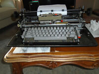 IBM Selectric ll with self-correcting feature.