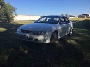 2003 Holden Commodore Lumina