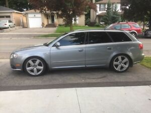 2008 A4 3.2l S-line Avant Quattro for sale