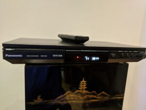 panasonic  cd et  dvd-s35