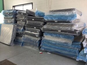 MATTRESSES & BOX SPRINGS FROM ONLY $50! ALL SIZES