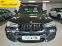 2015 BMW X4 2.0 XDRIVE20D M SPORT 4d 188 BHP Coupe Diesel Manual