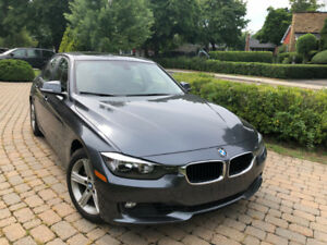 SELL  CAR - BMW 328 xdRIVE in MONT-ROYAL