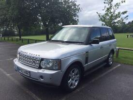 Range Rover 2004 auto diesel