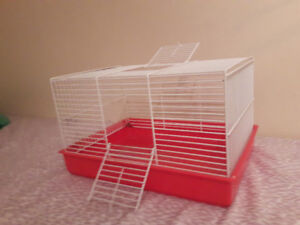Petite cage rongeur !
