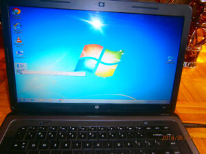 "HP 2000 LAPTOP FOR SALE-WEBCAM-15.6"" LED-WIN 7-4 GB RAM"