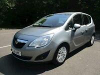 2011 Vauxhall Meriva i Excite MPV Petrol Manual