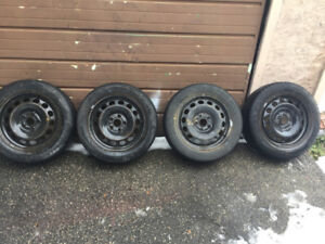 Price Change! Winter Tires and Rims