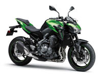 Brand New Kawasaki Z900 Z 900 Supernaked All Colours In Stock