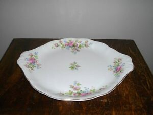 ROYAL ALBERT MOSS ROSE FINE BONE CHINA FOR SALE!