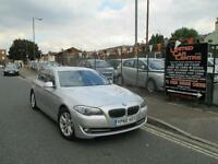 BMW 5 Series 3.0TD 530d SE Saloon 4d 2993cc auto