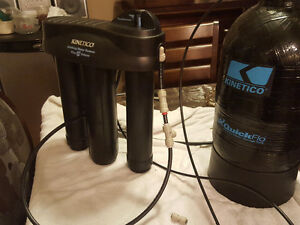 Kenetico Drinking Water System Plus VX Deluxe, Quick Flo Tank