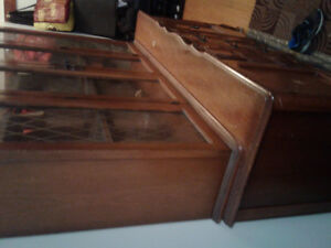 Antique China cabinet for 60.00