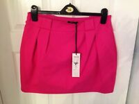 Ladies pink Morgan skirt size 14