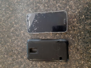 TWO (2) Samsung Neo S5  cellphones