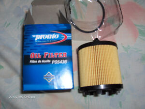 PRONTO PO5436 Oil Filter- 10-11 SAAB 9-3X