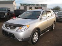 2009 HYUNDAI VERACRUZ GLS-4X4- AUTO-V6-3.8L A GREAT LOOKING SUV