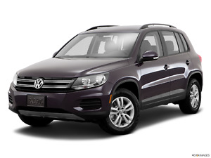 WANTED: 2016 VW Tiguan - Manual Transmission